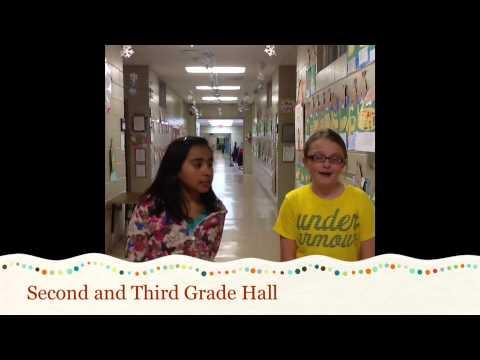 Moulton Elementary School Tour