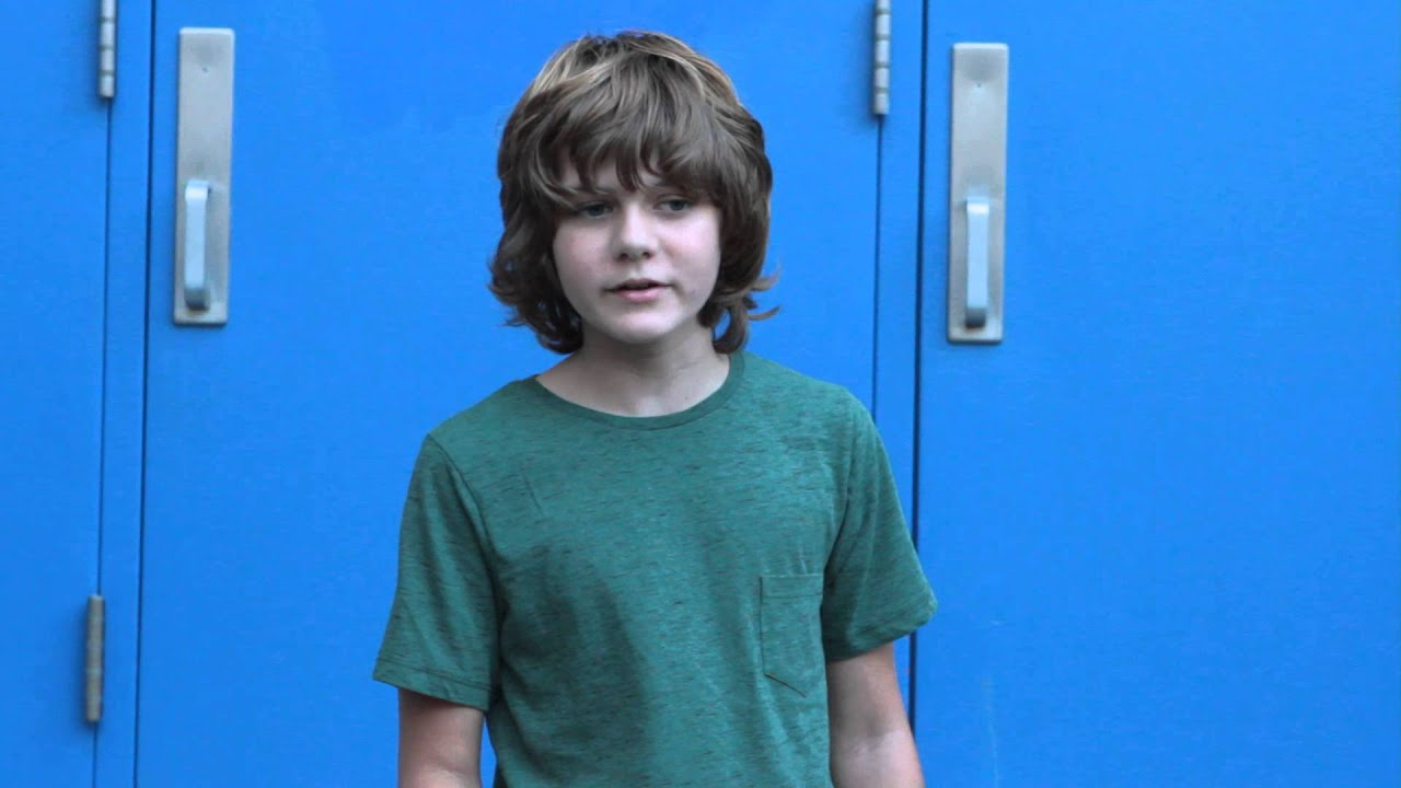 Ty Simpkins takes the ...