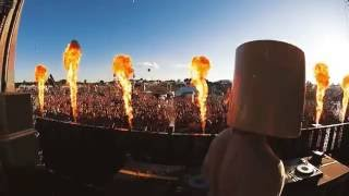 Marshmello at Summer Set Festival in Wisconsin