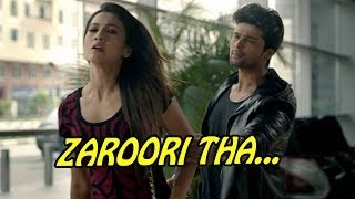 Gauhar Kushal's HOT LOVE In Rahat Fateh Ali Khan's Song Zaroori Tha