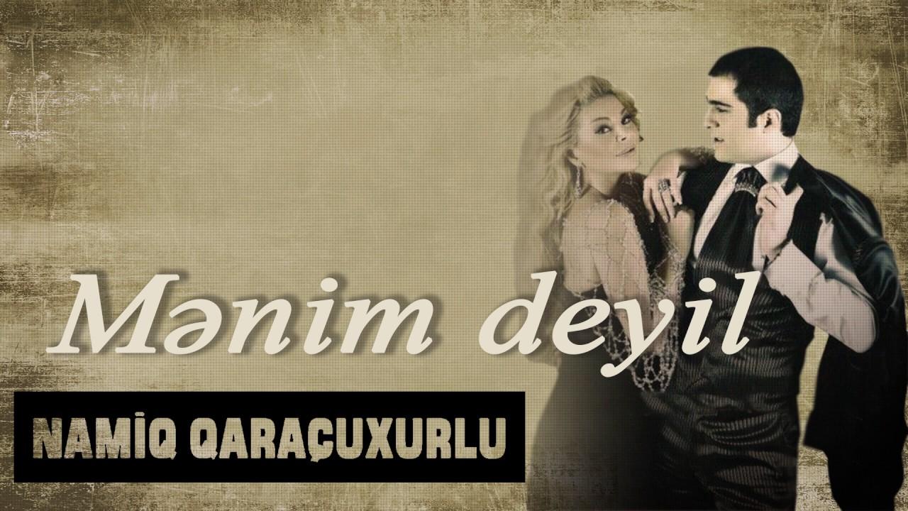 Namiq Qaraçuxurlu ft Aygün Kazımova - Sevirəm (Klip)