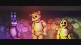 ИСТОРИЯ АНИМАТРОНИКОВ  ИЗ Five Night At Freddy*s | ПЕСНЯ/КЛИП