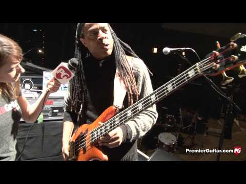 Rig Rundown - Living Colour's Vernon Reid and Doug Wimbish