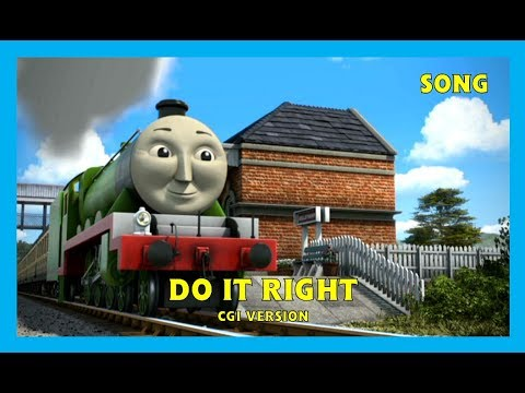 Do it Right - CGI Version - HD