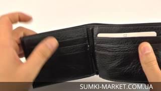 Обзор мужского кошелька с зажимом для денег
