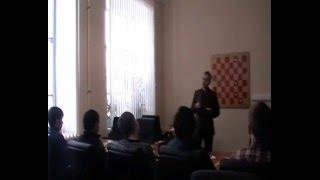 Урок Психология в шашках - Цинман Д.Л.
