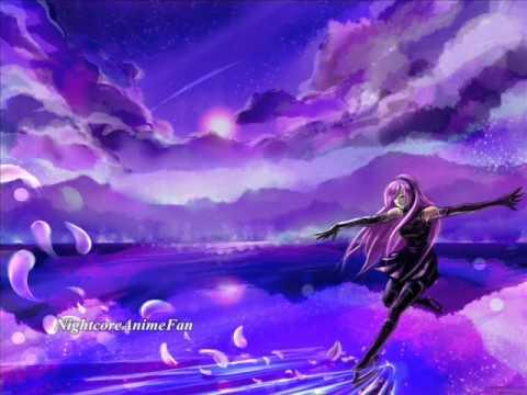 Cute Cartoon Unicorn Wallpapers Nightcore Lila Wolken Youtube