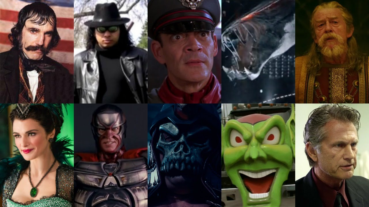 Defeats of my Favorite Movie Villains Part XIX