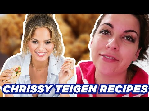 I Ate Only Chrissy Teigen Recipes For A Day