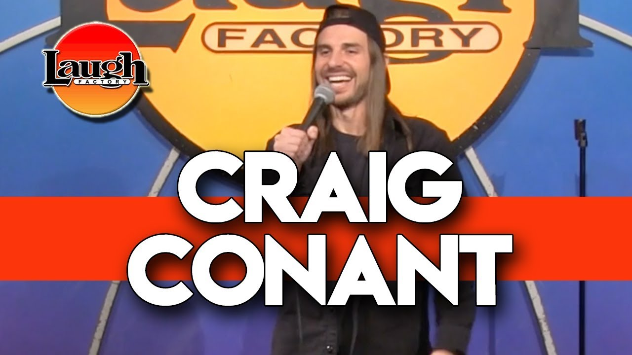 Download Craig Conant | Fired from Trader Joe's | Laugh Factory Stand Up Comedy