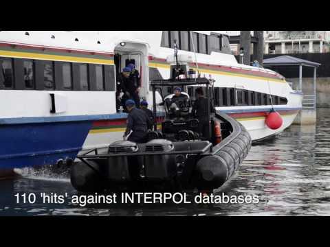INTERPOL Operation Sunbird III (28 March to 5 April)