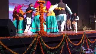 हारूल नृत्य जोनसार / गढ़वाल को पाण्डवों द्वारा विरासत में मिला पारम्परिक नृत्य