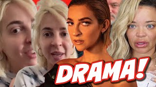 GABBIE HANNA GOES OFF ON FANS & PULLS A TRISHA PAYTAS!