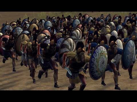 Total War: Rome II - Rise of the Republic - Syracuse Faction - Showcase & Overview  