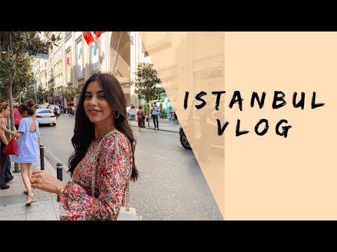 Istanbul Vlog I Lohnt es sich für ein Wochenende nach IST? I Basma Bada