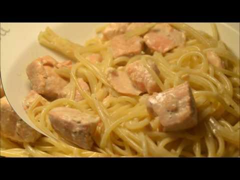 recette-cookeo-spaghettis-saumon