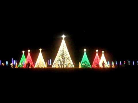 Christmas Lights Fayetteville Nc