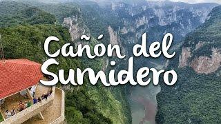 Cañón del Sumidero Chiapas, la guía definitiva thumbnail
