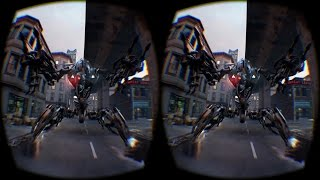 Showdown - Now working with 1.3 SDK   (Oculus Rift VR)