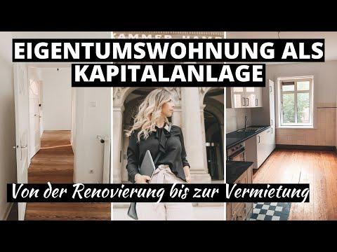 EIGENTUMSWOHNUNG Als KAPITALANLAGE | Von Der Renovierung Bis Zur Vermietung - Meine Tipps