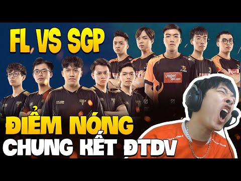 Talkshow: Phân Tích, Nhận Định, Dự Doán Chung Kết ĐTDV 2020 - Team Flash vs Sài Gòn Phantom