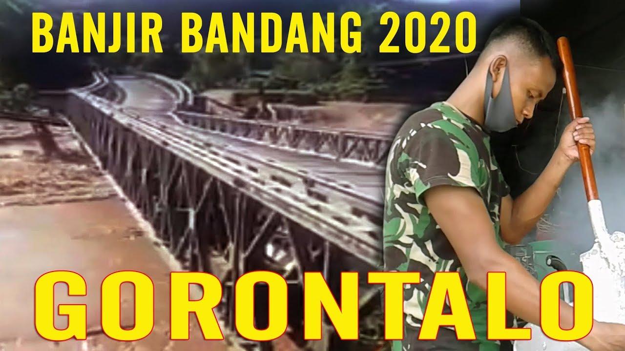 Situasi Terkini Pasca Banjir Bandang - Gorontalo 2020