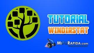 WinDirStat (Programa gratuito) - Analiza el contenido y distribución de tu disco duro