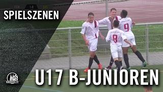 FC Rheinsüd Köln - SV Schlebusch (U17 B-Junioren, Qualifikation B- Junioren Mittelrheinliga)