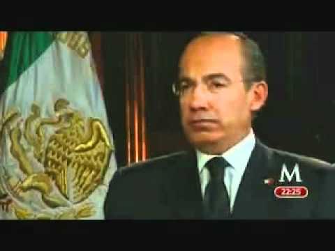 """Calderón: """"AMLO, predecible; PAN, a refundación"""""""