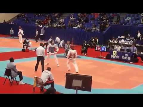 Taekwondo France Open GEO-ISR