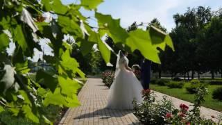 Полина поздравила молодых.02.07.16 Каневская.очень красиво спела
