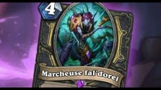 Miracle Rogue gameplay top 200 légende