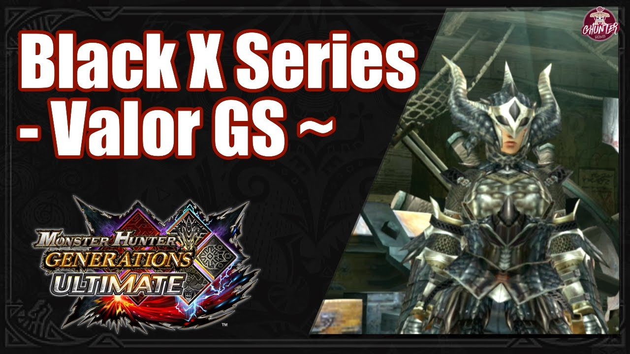 Mhgu Black X Armor Youtube See more ideas about dragon armor, fantasy art, character art. mhgu black x armor