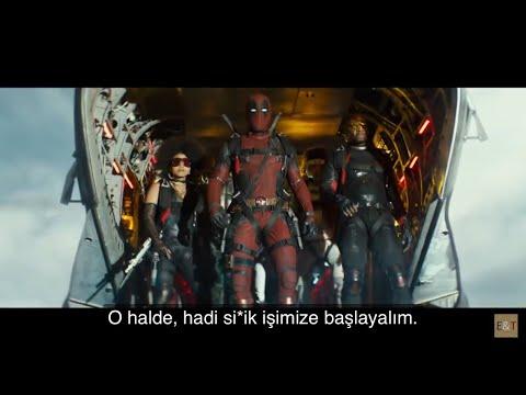 Deadpool 2   SANSÜRSÜZ 4. Fragman ( Türkiye'de Tek)  (Dikkat küfür içerir!)