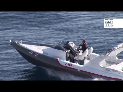 [ENG]  HONDA 4XC - Review - The Boat Show