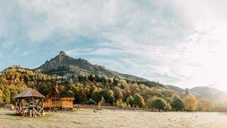 Отдых в горах Кавказа. Экологический туризм в России. Горный приют Закан.