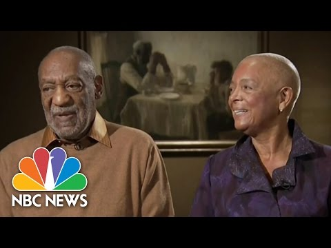 Bill Cosby's Wife Camille Speaks On Rape Allegations   NBC News