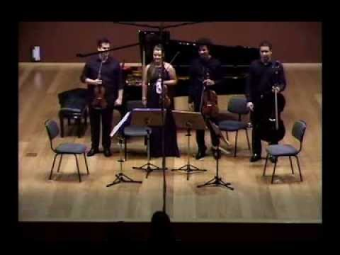 D. Shostakovitch - String Quartet n 8 Op. 110