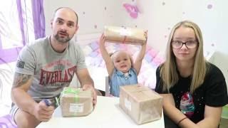Распаковываем интригующие подарки от surprizator.ru