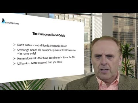 Financial Crisis Warning - Imminent EU Sovereign Bond Crisis