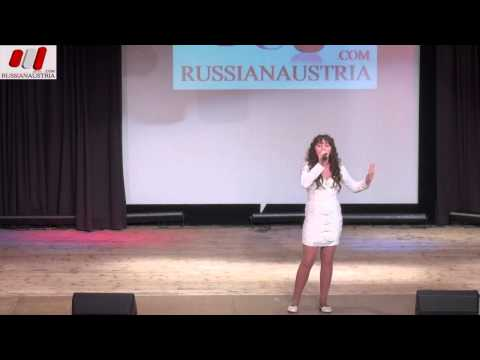 Dreamed a dream. Dariya Shalintseva (vocal) Severodvinsk Rus