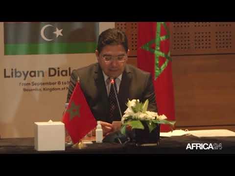 Afrique, DIALOGUE INTER LIBYEN DIALOGUE INTER LIBYEN