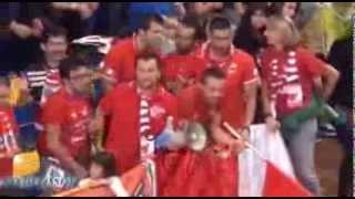 10-11-2013: La vittoria dell'Exprivia Molfetta su Cuneo per la gioia dei Fedelissimi