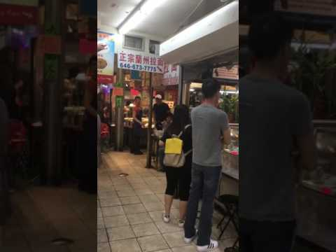 Dumpling Galaxy Owner Attacking Customer Flushing NY