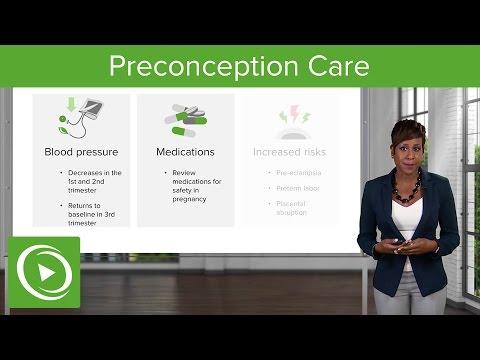 Poliklinika Harni - Prekoncepcijska obrada žena