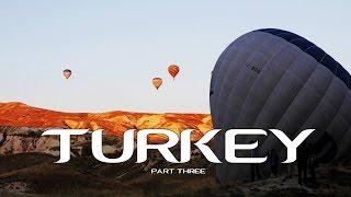 Turkey - Istanbul / Canakkale / Pamukkale / Capoddochia / Ankara Part 3