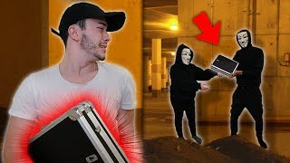 I TOOK PROJECT ZORGO SECRET MYSTERY BOX! (Top Secret Prototype Gadgets)