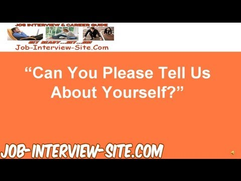 tell us about yourself online dating