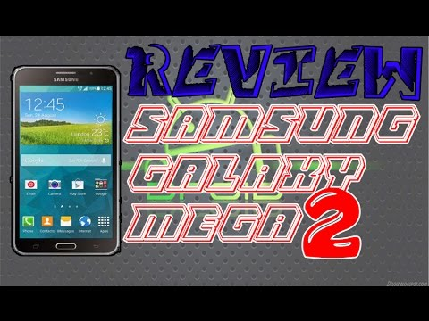 Review samsung galaxy Mega 2 indonesia