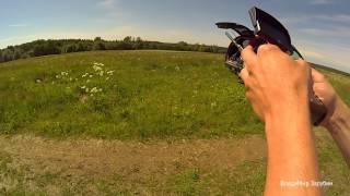 Квадрокоптер WLToys V262 6Axis 2 4GHz. Видео # 5